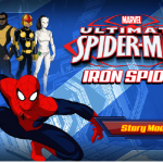 Ultimate-Spiderman-Iron-Spider